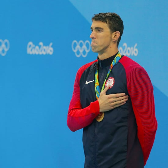 Michael Phelps Ties Most Medals Ever Record