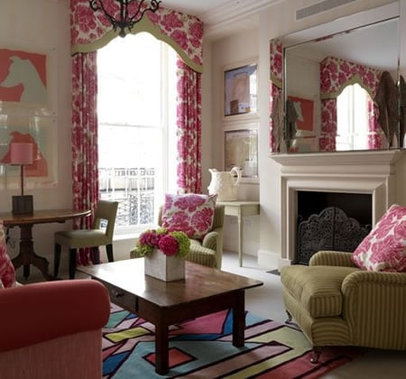 Home Away From Home: London's Haymarket Hotel