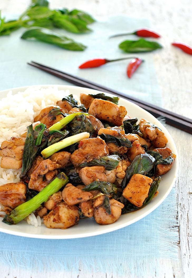 Thai Chili Basil Chicken Stir-Fry | 50 Weeknight-Friendly ...