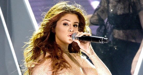 Here's How Selena Gomez Gets Her Hair Concert-Ready