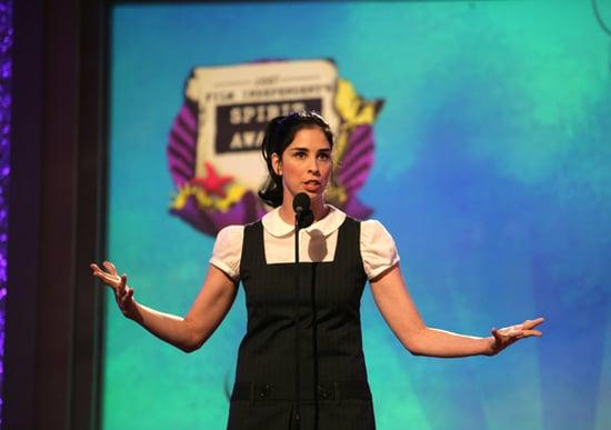 Sarah Silverman Will Host the 2007 MTV Movie Awards