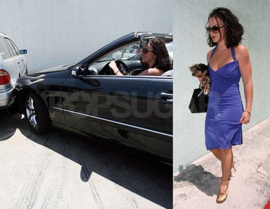 Britney Lands Allure and New Management but Still Crashes & Burns