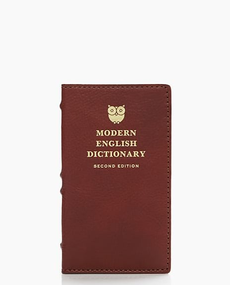 Kate Spade Dictionary iPhone 5 Wallet