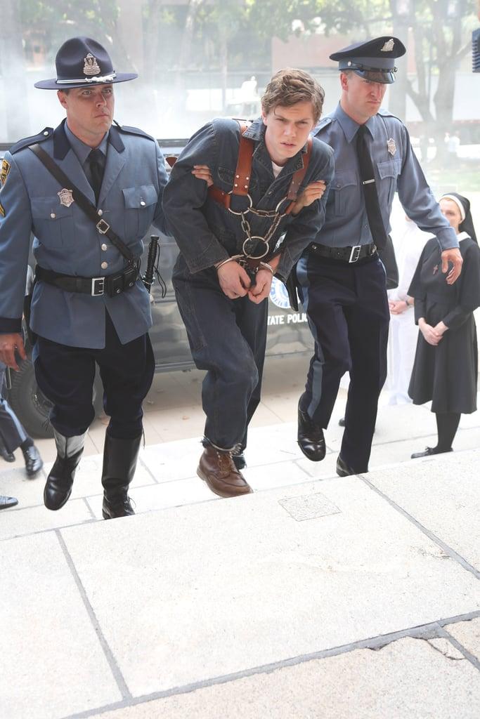 Peters as Kit Walker in Asylum