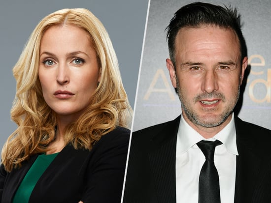 Gillian Anderson and David Arquette on Their Emotional Movie about Sex Trafficking