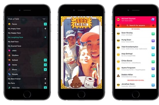 Facebook's New App Is All About Getting Teens To Share Videos Of Themselves