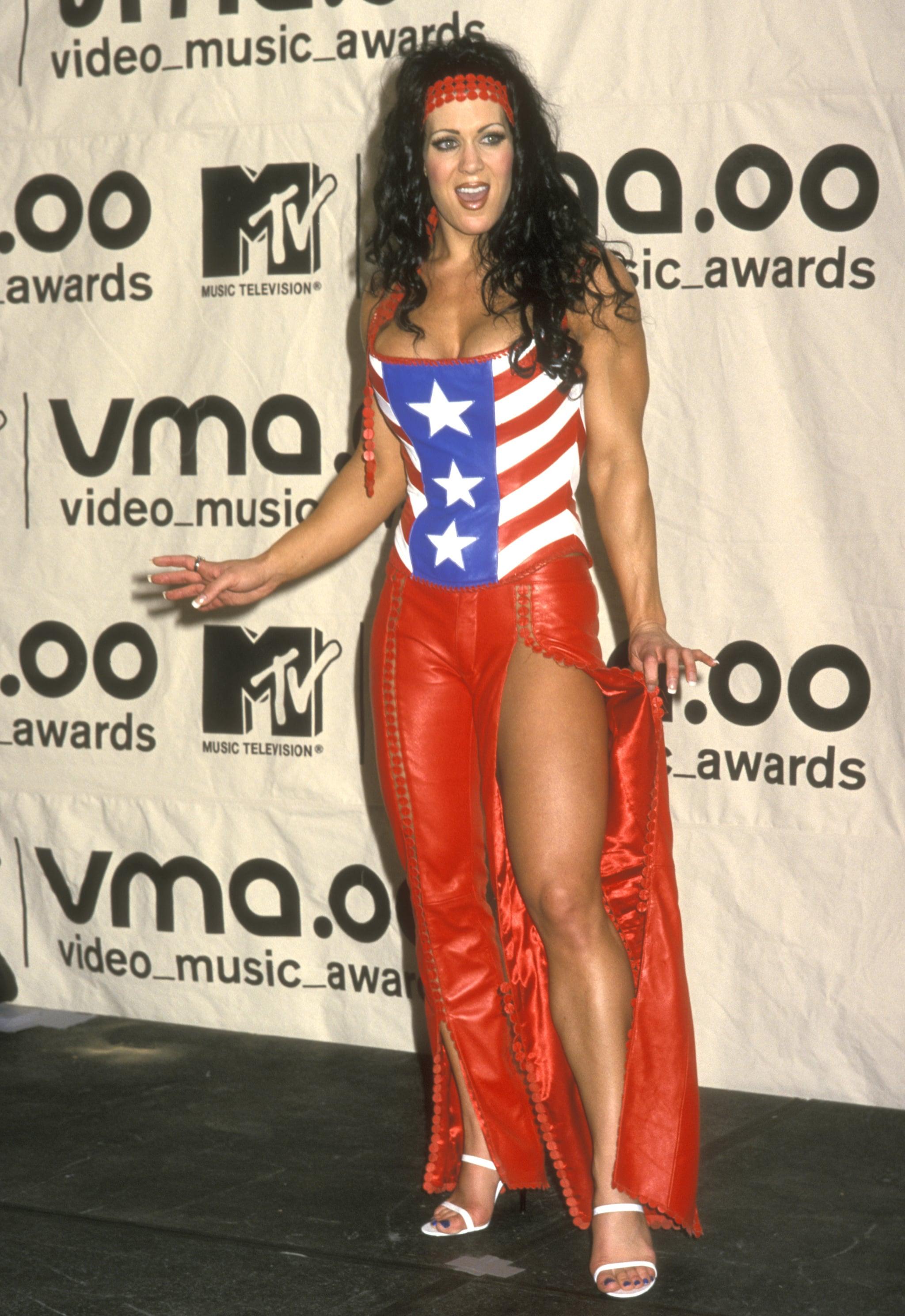 CHYNA Joanie Laurer WWF Playboy Magazine 11/00 BEN STILLER