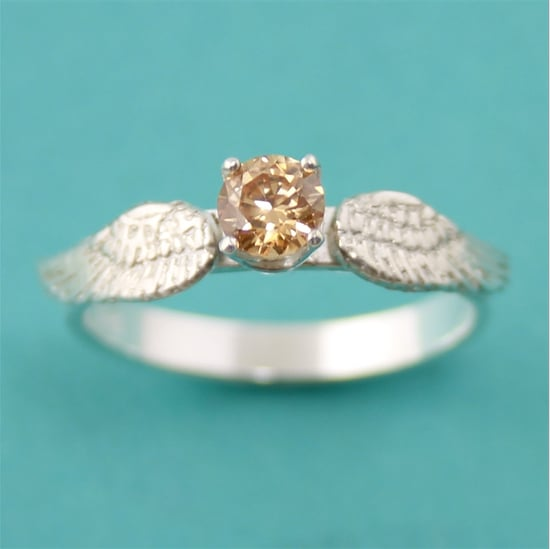 Geek Engagement Rings