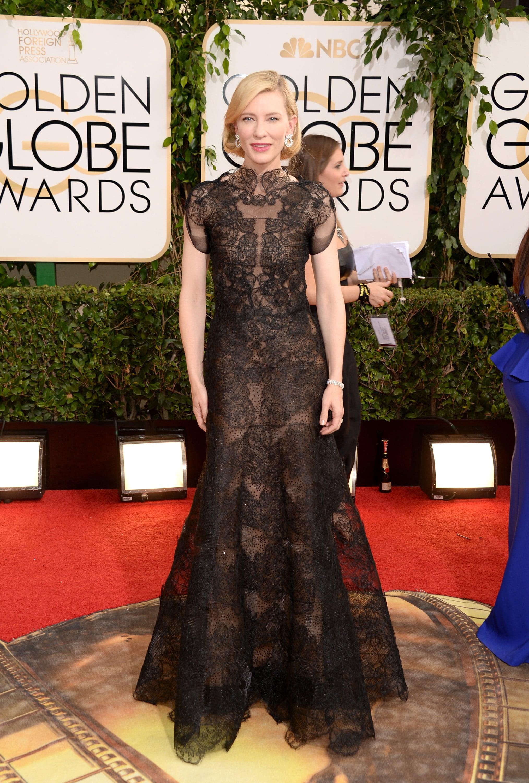 Cate Blanchett: Best Actress Nominee