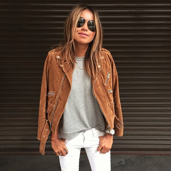 How to Wear and Style a Suede Jacket