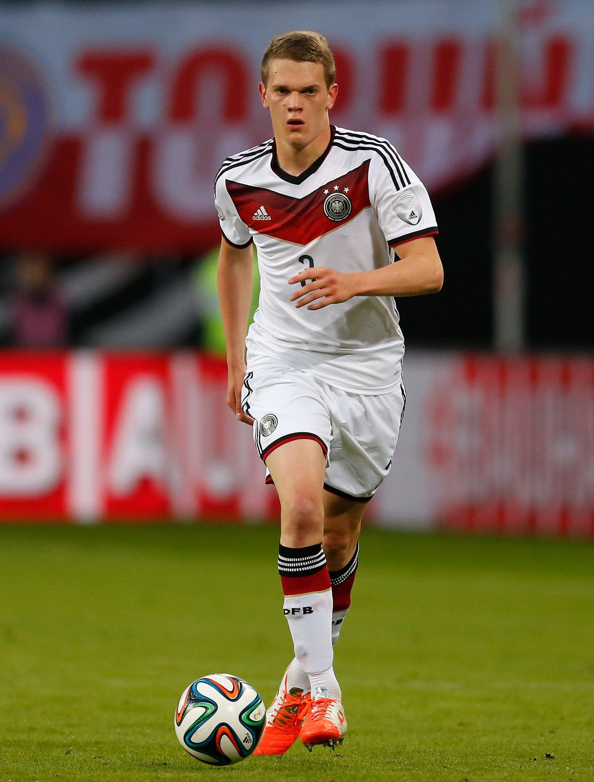 Germany: Matthias Ginter