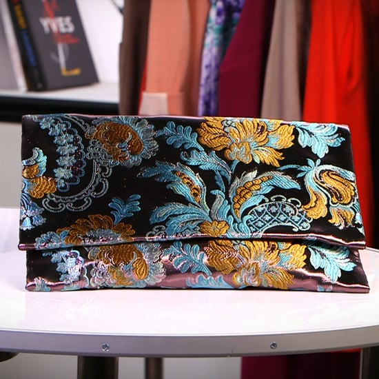 DIY: Make Your Own Clutch From Scratch!