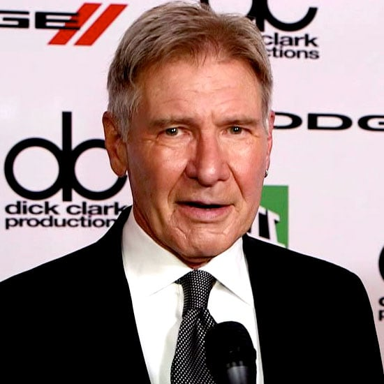 Harrison Ford Movie Career Award Interview | Video