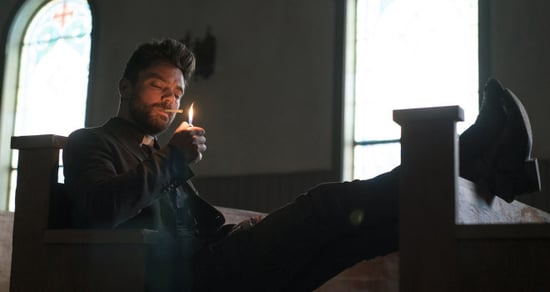 AMC Announces New Live After-Show, 'Talking Preacher'