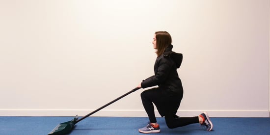 How To Get An Actual Workout While You're Shoveling Snow