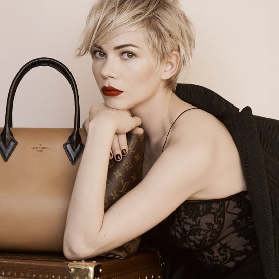 Michelle Williams Stars in Louis Vuitton's Newest Ad Campaign