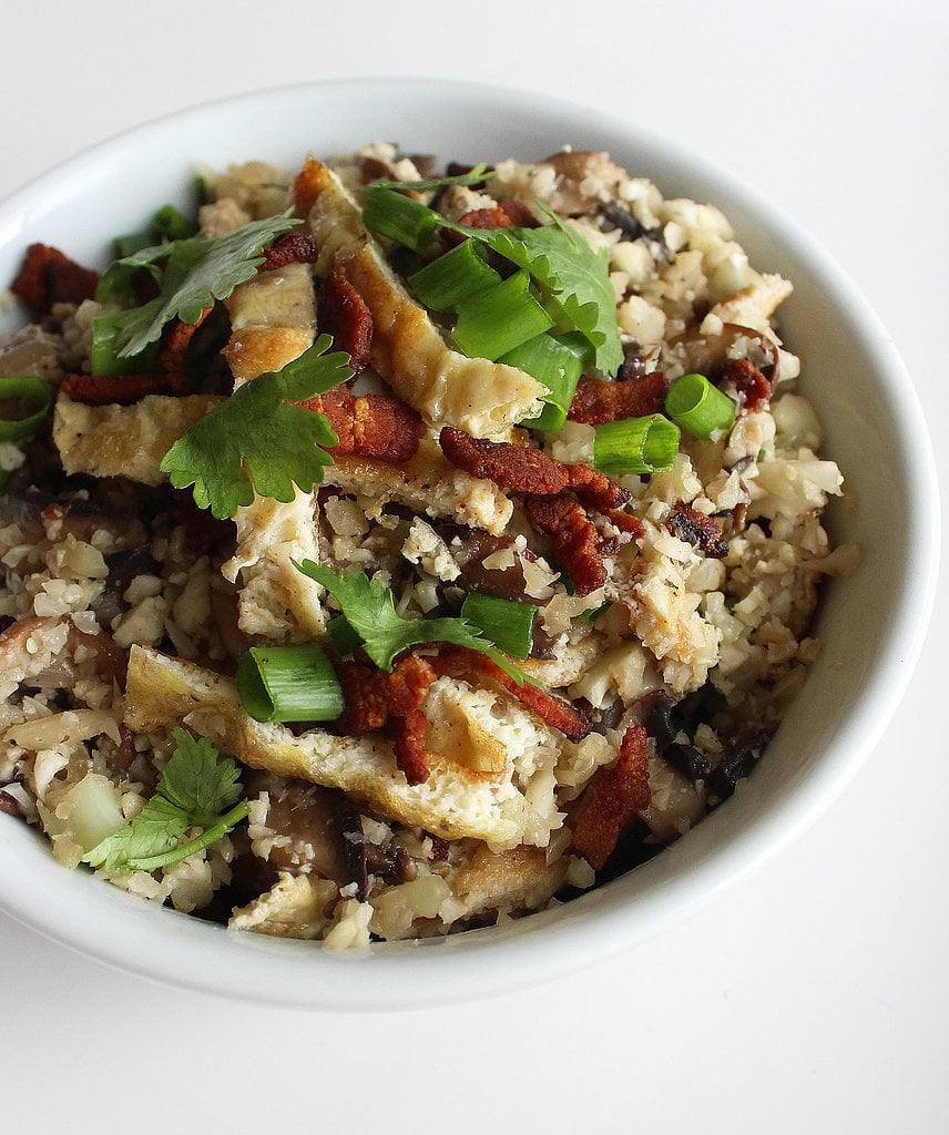 "Asian Fried ""Rice"""