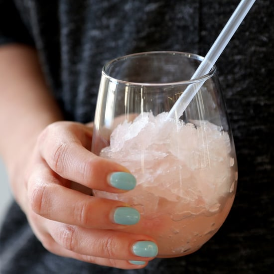 How to Make a Wine Slushie