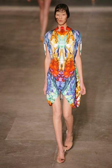 Paris Fashion Week: Alexander McQueen Spring 2009