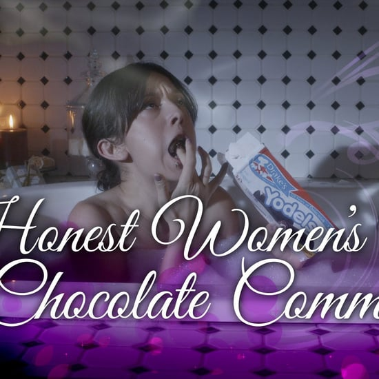Honest Women's Chocolate Commercial From College Humor
