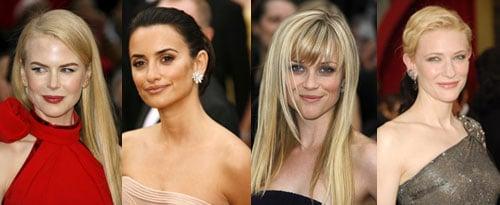 BellaSugar's Oscars A List and B List Beauties