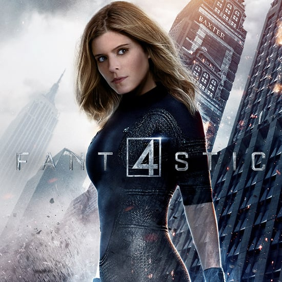 Fantastic Four Character Posters 2015