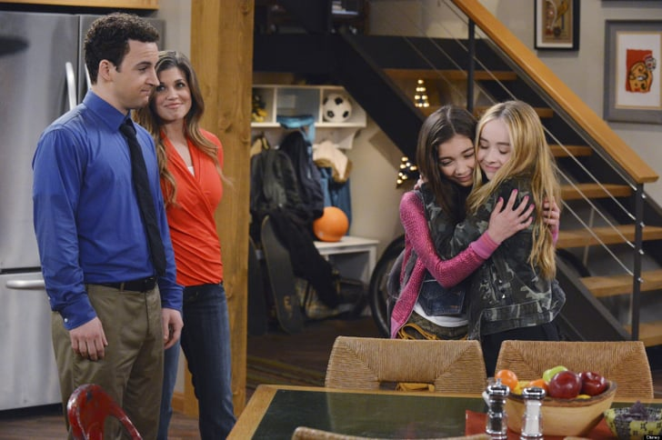 These Girl Meets World Photos Take Us Right Back to the '90s