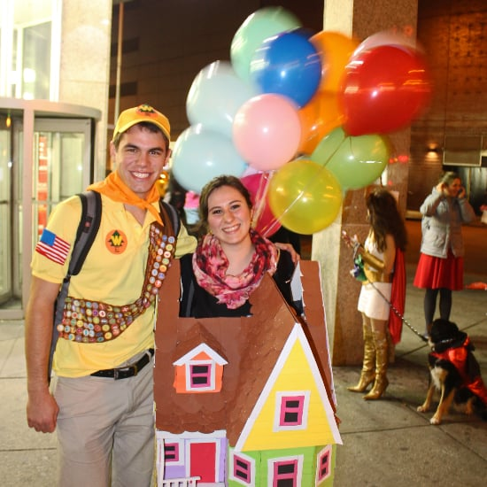 Cheap DIY Couples Halloween Costumes