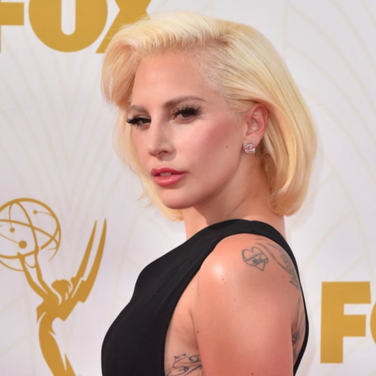 Lady Gaga Was a Rock 'n' Roll Beauty Goddess at the Emmys