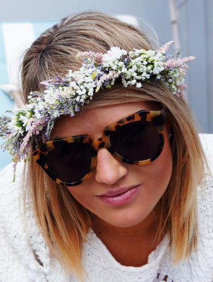 Flower Crown 101: How to Rock Spring's Most Romantic Trend