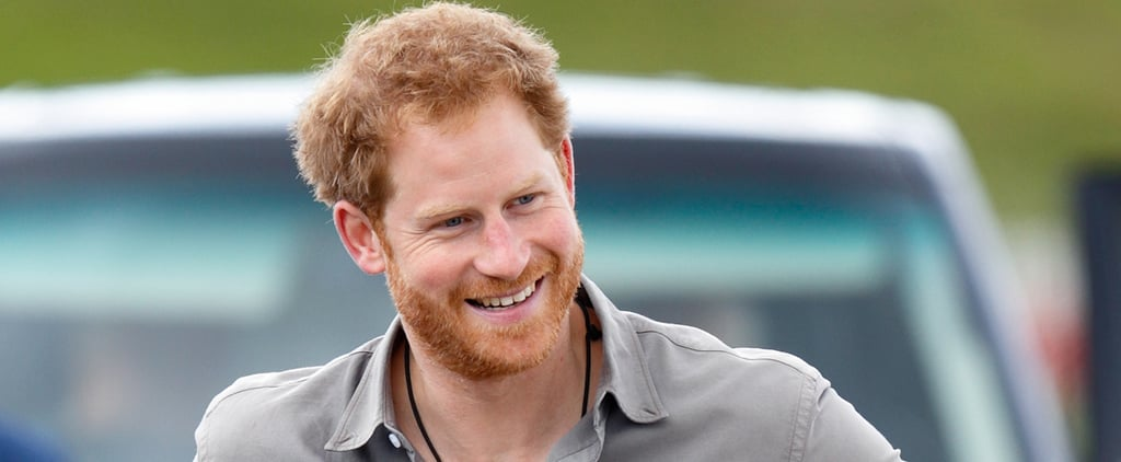 Prince Harry Is Full of Laughs During His Latest Outing in England