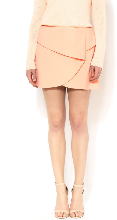 DO and Be Peach Tailored Skirt ($50)