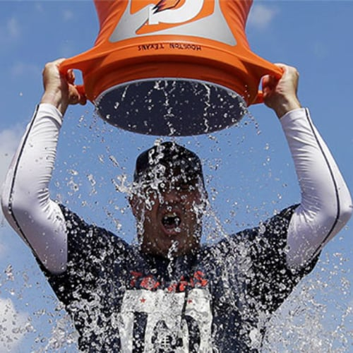 Top Ice Bucket Challenges on Facebook 2014
