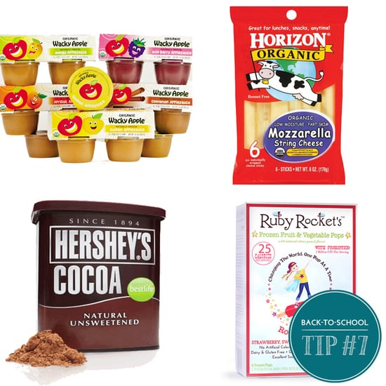 Snack Attack: Eat This, Not That For a Healthier Snack Time