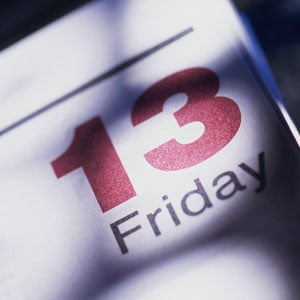 Tech Mistakes on Friday the 13th