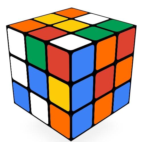 Google Rubik's Cube Solution