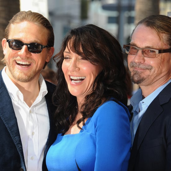 Kurt Sutter on Spending Time With Charlie Hunnam in London
