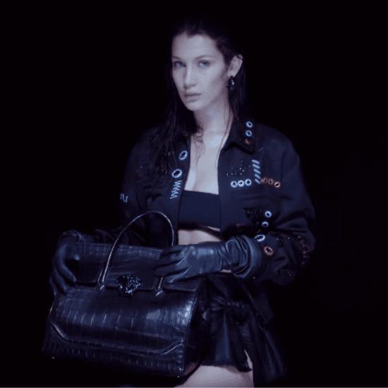 Versace Palazzo Empire Bag Campaign