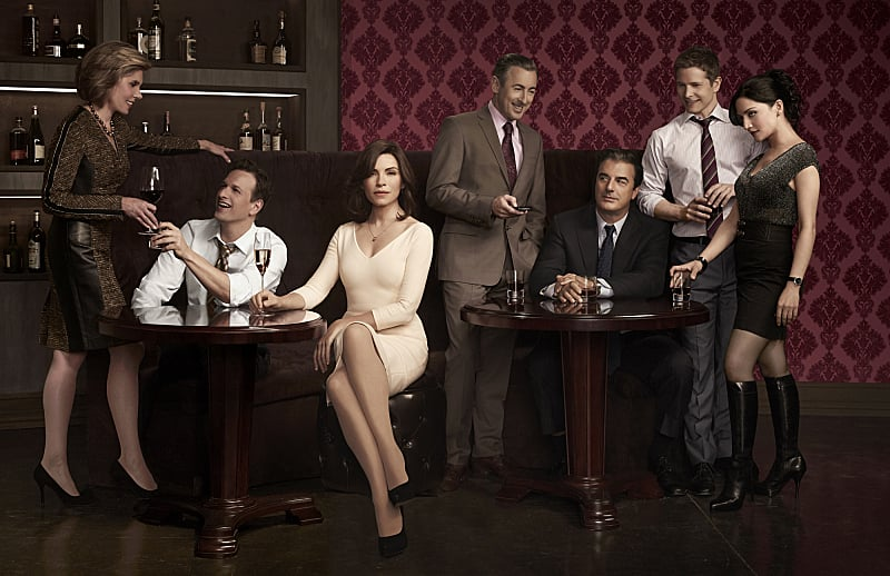 The Good Wife One win total:  Outstanding guest actress in a drama series, Carrie Preston