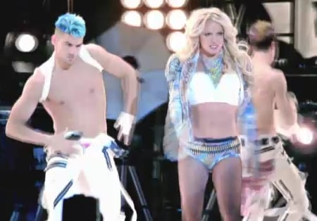 """Music Video Debut of Britney Spears New Single """"Hold It Against Me"""" From Femme Fatale"""