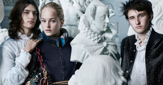 Burberry Gives Us a Sneak Peek at Its London Fashion Week Collection
