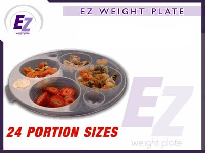 Cool Healthy Gadget: EZ Weight Plate