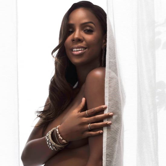 Kelly Rowland Nude Pregnancy Pictures For Elle.com