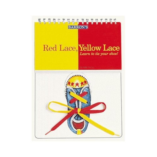 Red Lace, Yellow Lace ($13)