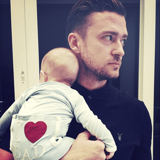 Justin Timberlake Talks About Son Silas May 2016