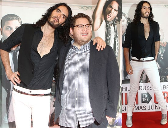 Pictures of Russell Brand and Jonah Hill at Get Him to the Greek Premiere in Dublin 2010-06-23 03:00:00