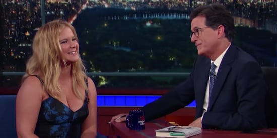 Amy Schumer Gets Extroverted About Being A 'Classic' Introvert