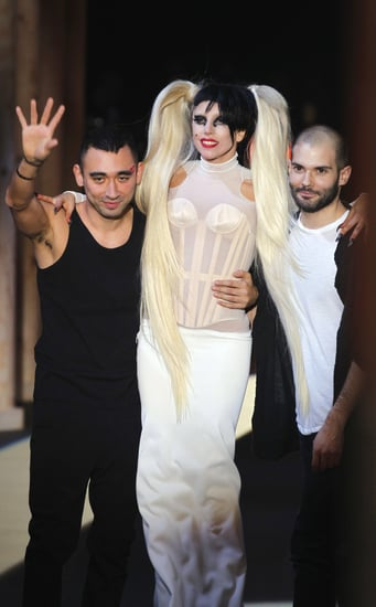 Lady Gaga Bought the Entire Mugler Collection in Every Color