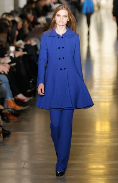 New York Fashion Week, Fall 2007: Jill Stuart