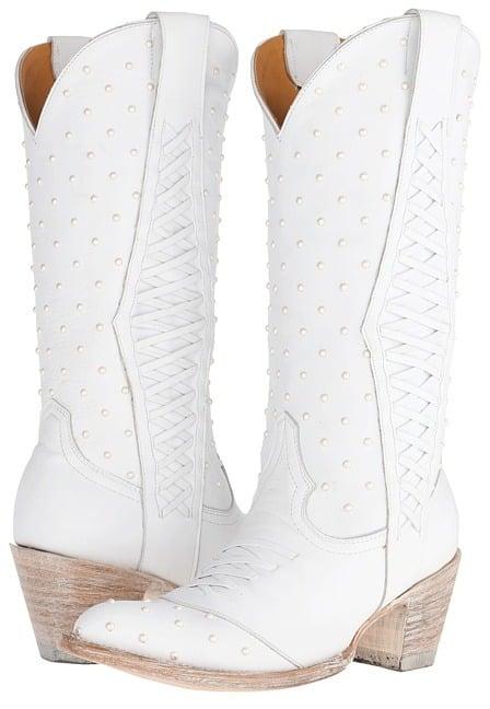 Old Gringo Pearl Bride Boots